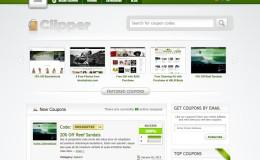 国外优惠券网站模板,wordpress主题clipper,轻松建立折扣网站
